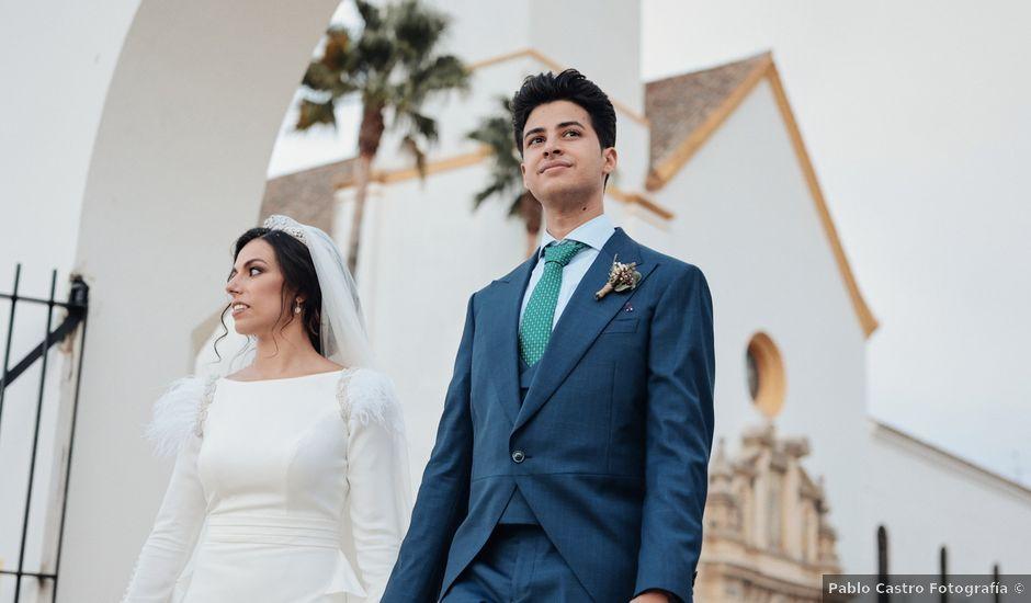 La boda de Silvia y Alejandro en Utrera, Sevilla