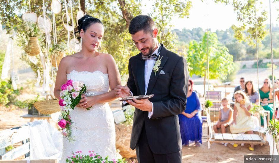 La boda de Pau y Cristina en Amposta, Tarragona