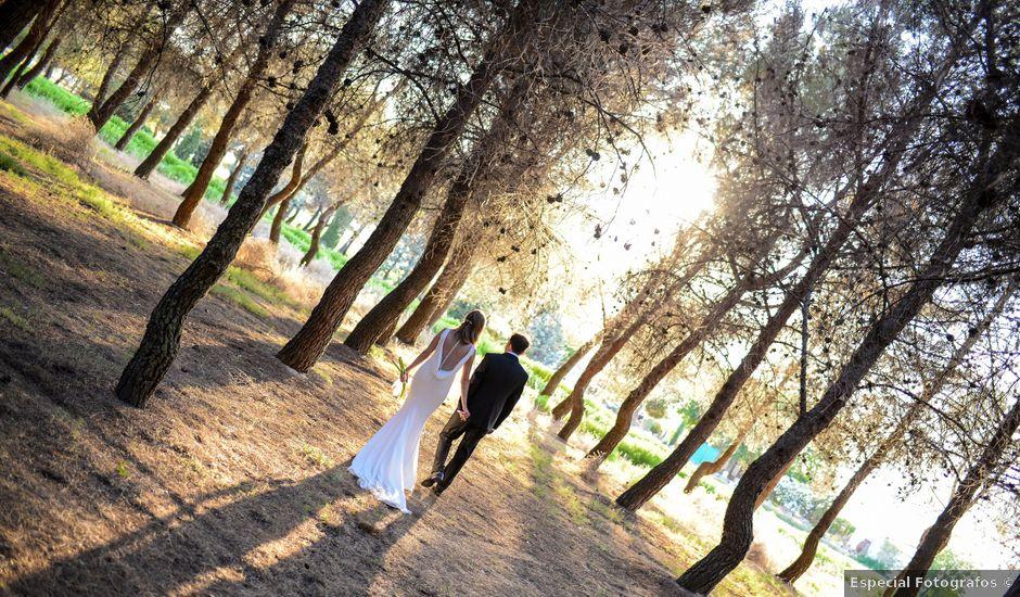 La boda de Ramón y Elena en La Villa De Don Fadrique, Toledo