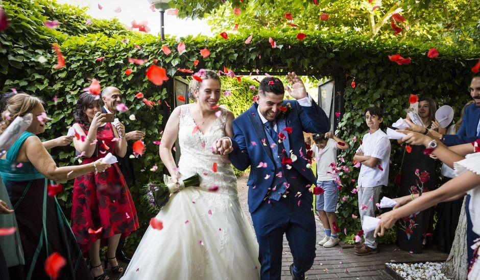 La boda de Carlos y María del Mar en El Molar, Madrid