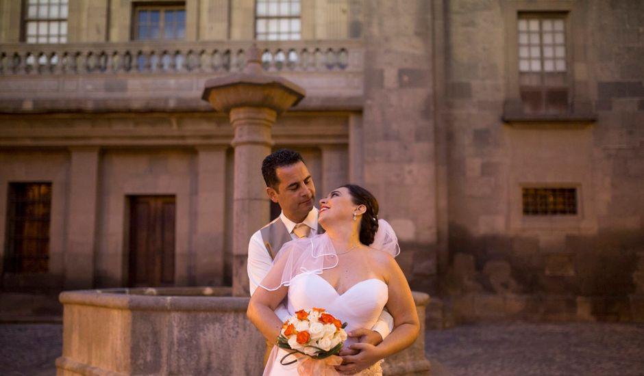 La boda de Manuel y Silvia en Las Palmas De Gran Canaria, Las Palmas