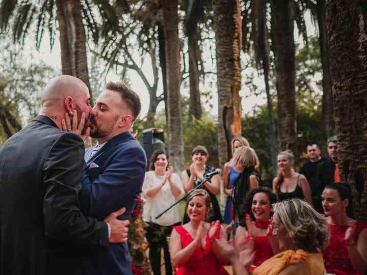 La boda de Fran y Tony