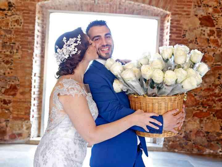 La boda de Helena y Roberto