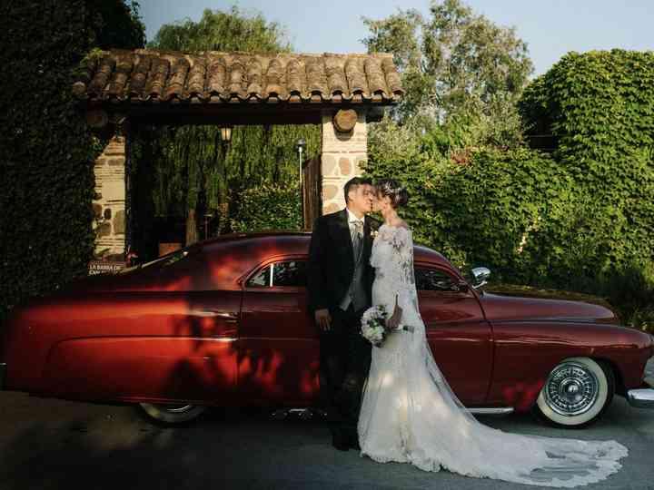 La boda de Montse y Pablo
