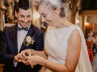La boda de Almudena y Juan Manuel