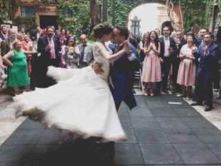 La boda de Jose y María