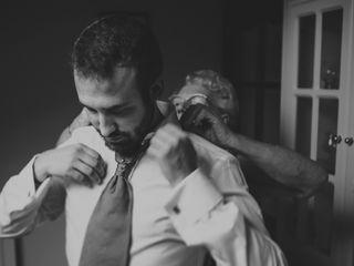 La boda de Olaia y Iker 1