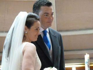 La boda de Guillermo y Susana