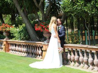 La boda de Alex y Anna