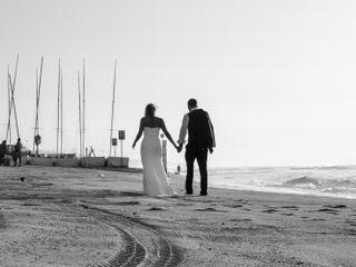 La boda de Raquel y Marc 1