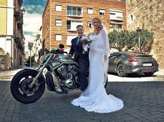 La boda de Yamina y Txema 3