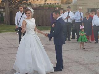 La boda de Almudena y Juan Manuel 3