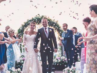 La boda de Vera y Denys
