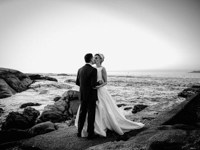 La boda de Juan Manuel y Almudena en Vigo, Pontevedra 8