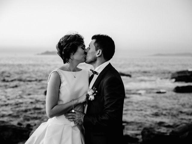 La boda de Juan Manuel y Almudena en Vigo, Pontevedra 9