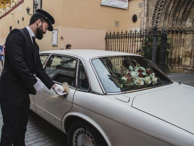 La boda de María y Jose en Sevilla, Sevilla 7