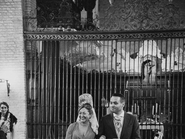 La boda de María y Jose en Sevilla, Sevilla 12