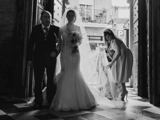 La boda de María y Jose en Sevilla, Sevilla 22