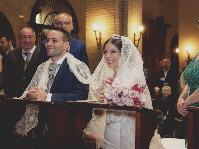 La boda de María y Jose en Sevilla, Sevilla 25