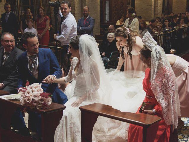 La boda de María y Jose en Sevilla, Sevilla 27