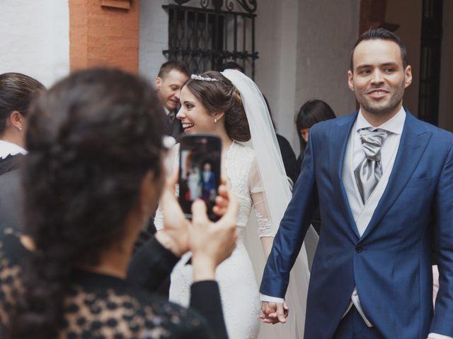 La boda de María y Jose en Sevilla, Sevilla 36
