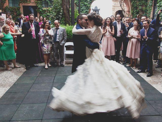 La boda de María y Jose en Sevilla, Sevilla 55
