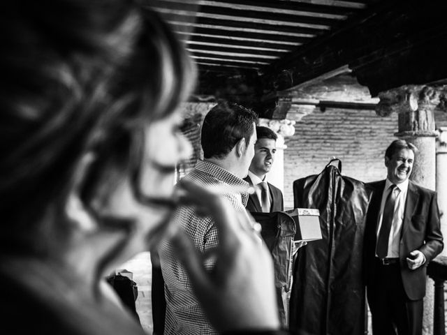 La boda de Alberto y Elena en Batres, Madrid 10