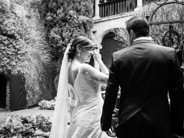 La boda de Alberto y Elena en Batres, Madrid 25