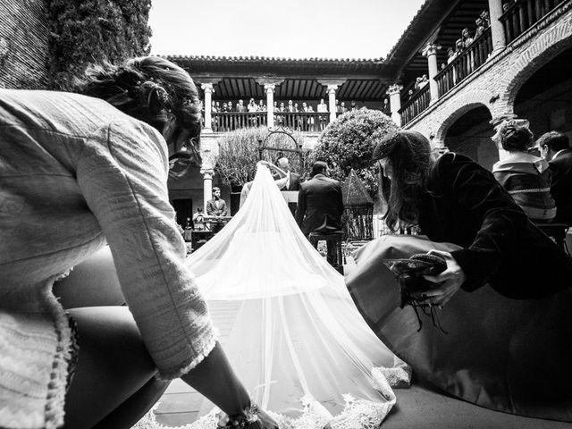 La boda de Alberto y Elena en Batres, Madrid 26