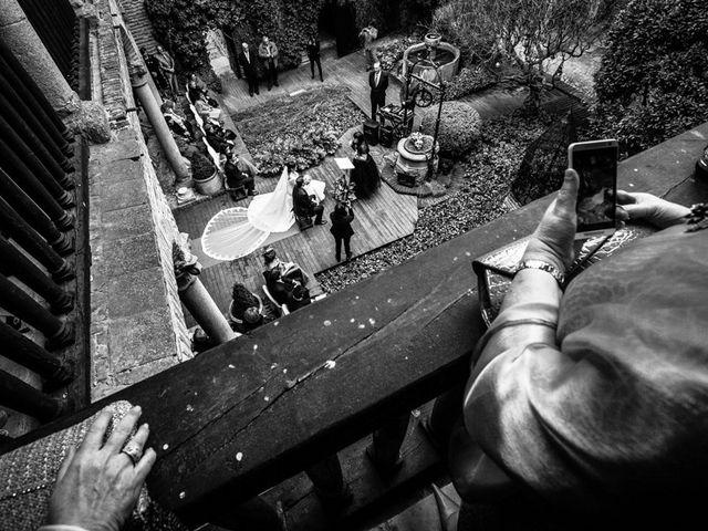 La boda de Alberto y Elena en Batres, Madrid 1