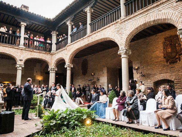 La boda de Alberto y Elena en Batres, Madrid 28
