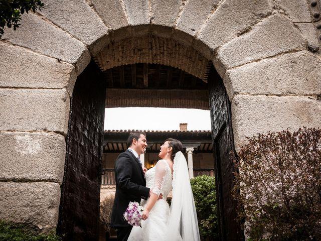 La boda de Alberto y Elena en Batres, Madrid 29