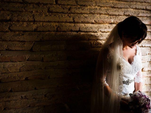 La boda de Alberto y Elena en Batres, Madrid 33