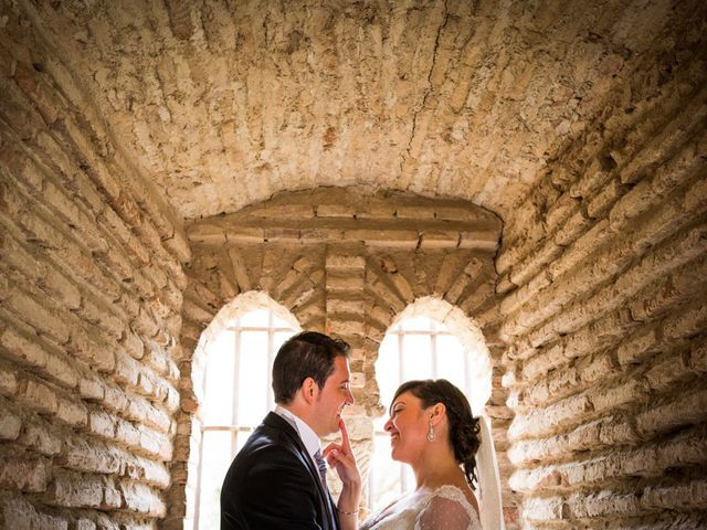 La boda de Alberto y Elena en Batres, Madrid 34