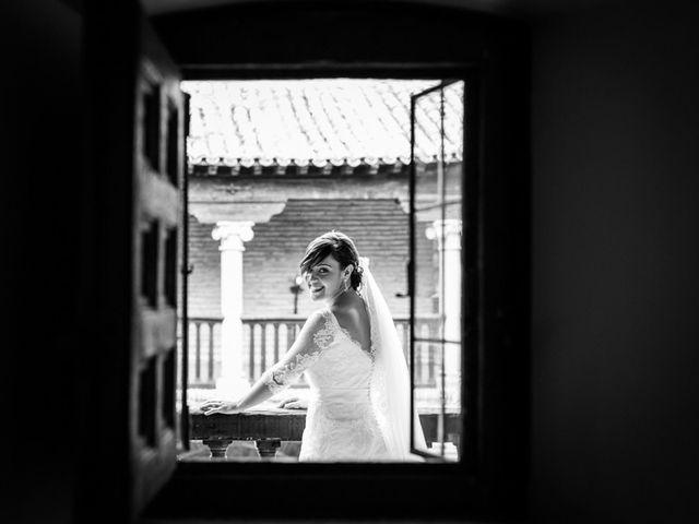La boda de Alberto y Elena en Batres, Madrid 35