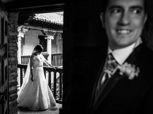 La boda de Alberto y Elena en Batres, Madrid 36