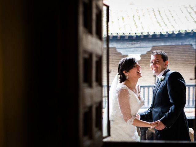La boda de Alberto y Elena en Batres, Madrid 37