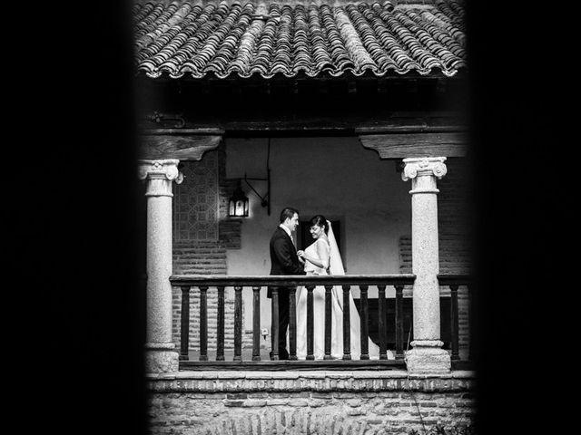La boda de Alberto y Elena en Batres, Madrid 38
