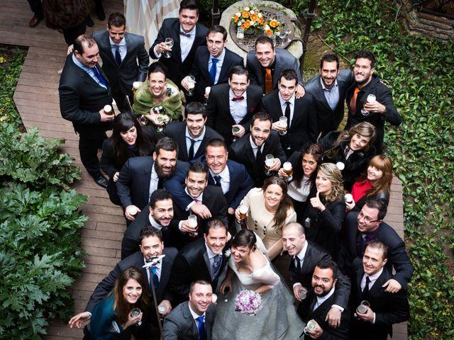 La boda de Alberto y Elena en Batres, Madrid 39