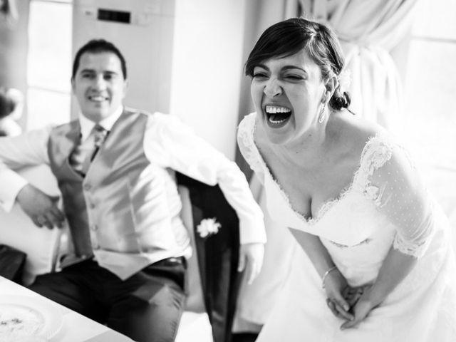 La boda de Alberto y Elena en Batres, Madrid 44