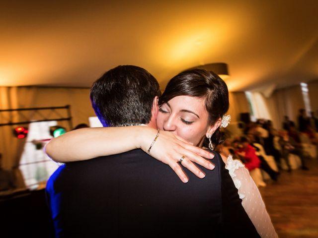 La boda de Alberto y Elena en Batres, Madrid 47