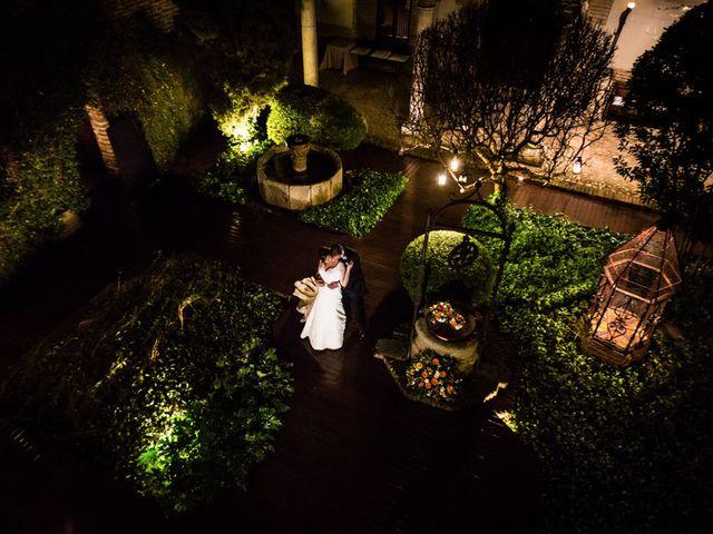 La boda de Alberto y Elena en Batres, Madrid 2