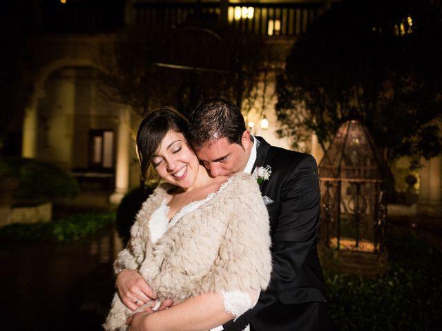La boda de Alberto y Elena en Batres, Madrid 51