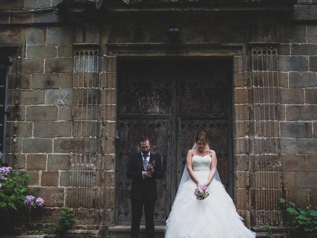 La boda de Iker y Olaia en Irun, Guipúzcoa 16