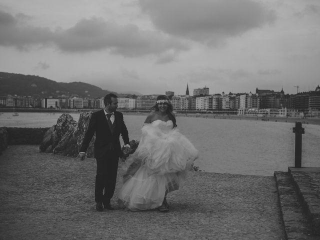 La boda de Iker y Olaia en Irun, Guipúzcoa 97