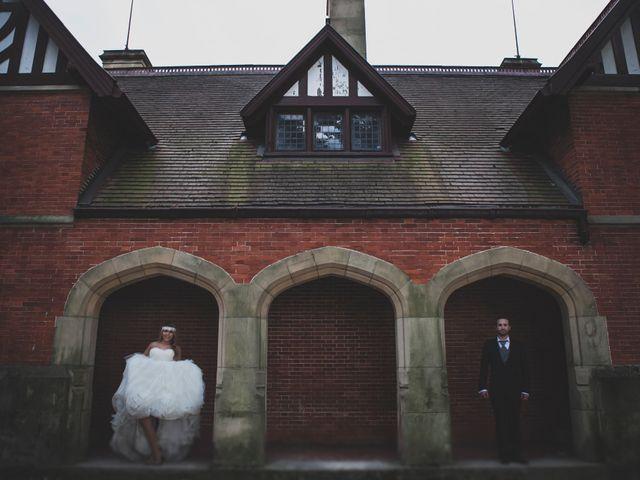 La boda de Iker y Olaia en Irun, Guipúzcoa 100