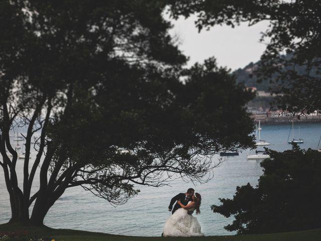 La boda de Iker y Olaia en Irun, Guipúzcoa 101
