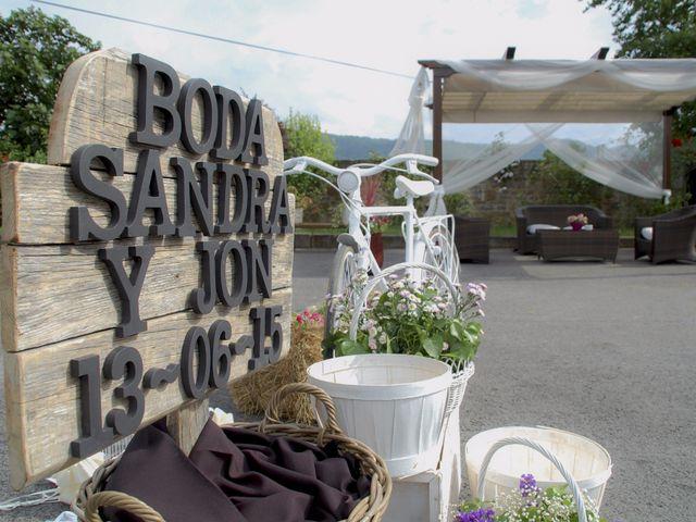 La boda de Jon y Sandra en Lezama, Álava 5