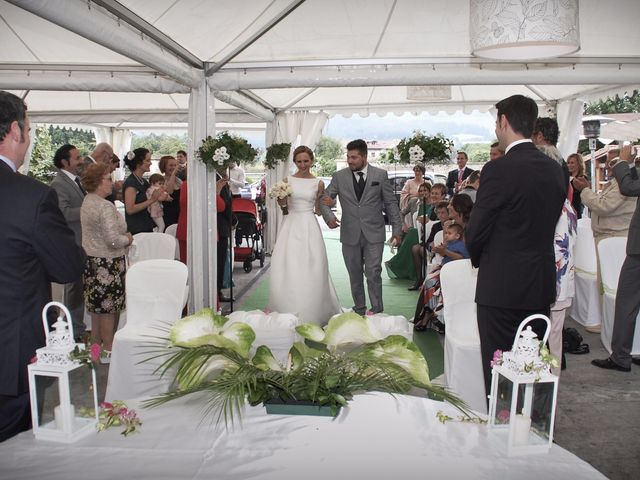 La boda de Jon y Sandra en Lezama, Álava 10