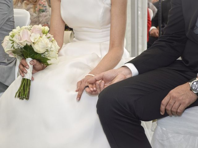 La boda de Jon y Sandra en Lezama, Álava 14